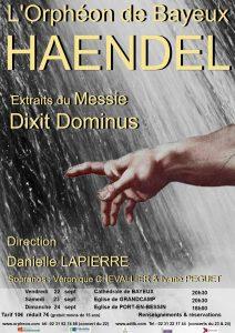 Affiche A3-Haendel